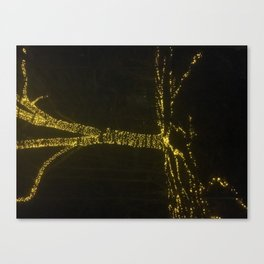 Bright Roots Canvas Print