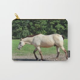 Off On A Trot Carry-All Pouch