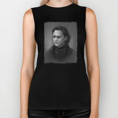 Sir Thomas Sharpe Biker Tank