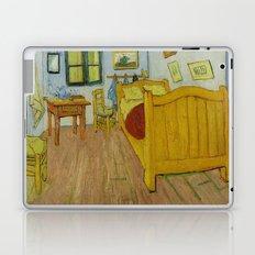 Bedroom in Arles by Vincent van Gogh Laptop & iPad Skin