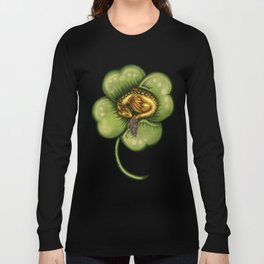 Lucky Dragon, St Patrick's Day Long Sleeve T-shirt