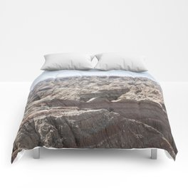 Fantastic Badlands Comforters