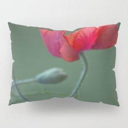 Red Poppy Dance #decor #society6 Pillow Sham