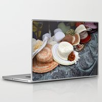 hats Laptop & iPad Skins featuring Hats by L'Ale shop