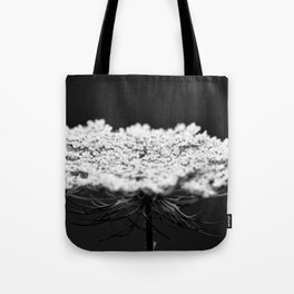 Her Majesty // Queen Anne's Lace Tote Bag
