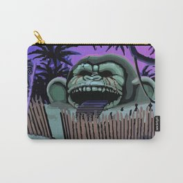 Three headed monkey Carry-All Pouch