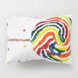 """""""Lollipop"""" Pillow Sham"""