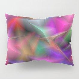 jumbled Fantasy Pillow Sham