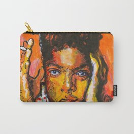 Basquiart Carry-All Pouch