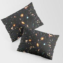 Hubble Extreme Deep Field High Resolution Pillow Sham