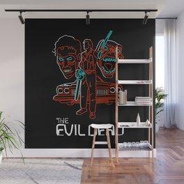 Evil Dead Boomer - Boomstick - Horror Wall Mural
