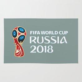 Fifa World Cup Russia 2018 Rug