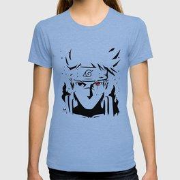 Kakashi sharinga - naruto shippuden T-shirt