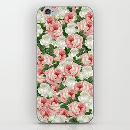 Juliet -  Romantic Roses iPhone Skin