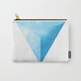cosmic triangle Carry-All Pouch
