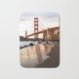 San Fransisco Dreaming Bath Mat