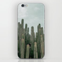 Cactus Jungle iPhone Skin