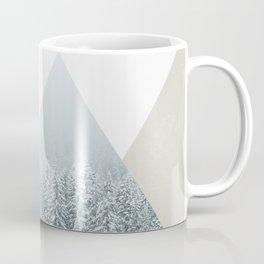 Into the snow Coffee Mug