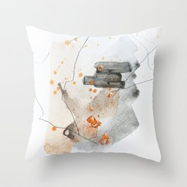 Piece of Cheer 4 Throw Pillow