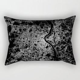 Bordeaux  Rectangular Pillow
