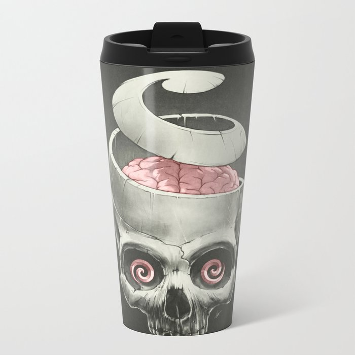 Open Your Mind! Travel Mug