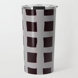 Square Parts Travel Mug