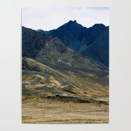 Lost in the Andes Poster