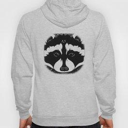 Stylized Raccoon Hoody