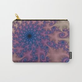 Pillows of Passion - Fractal Art Carry-All Pouch