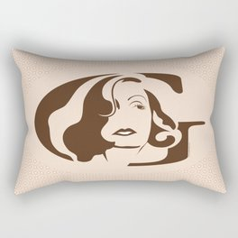 Garbo Rectangular Pillow