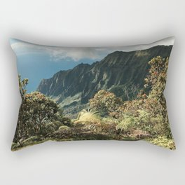 Puu O Kila Rectangular Pillow