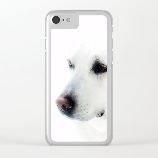 Bud Clear iPhone Case
