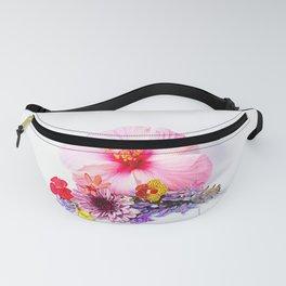 flower Fanny Pack