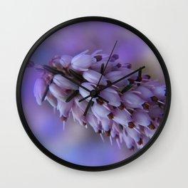 little pleasures of nature -14- Wall Clock