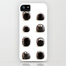 stoneheads 003 iPhone Case