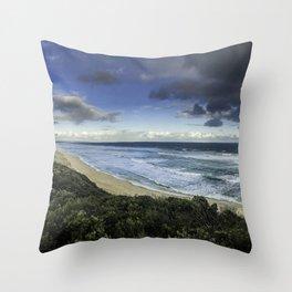 Portsea Scenic Lookout Throw Pillow