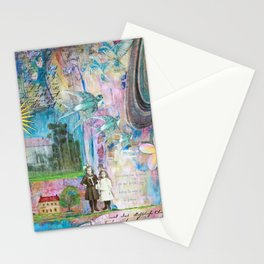 Transcending Time Stationery Cards