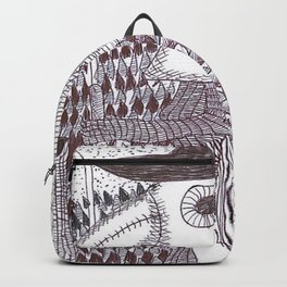 Plague Fashion Backpack