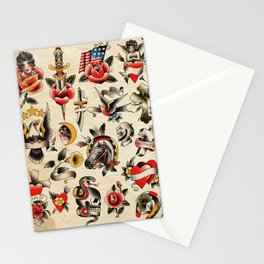 Days of old Stationery Cards