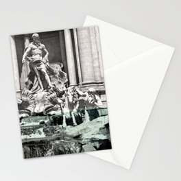 Trevi Fountain Rome Italy Stationery Cards