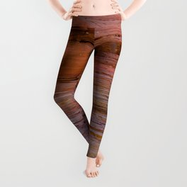 Colorful Sandstone, Valley of Fire - IIa Leggings