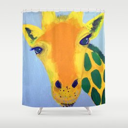 Oh Gee Shower Curtain