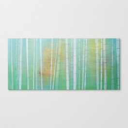 """Bamboo"" Canvas Print"