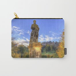 Allan Ramsey And Edinburgh Castle Carry-All Pouch