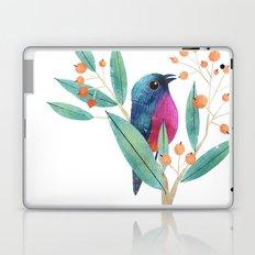 Rose-Bellied Bunting Laptop & iPad Skin