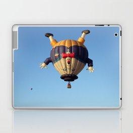 Humpty Dumpty Hot Air Balloon Laptop & iPad Skin