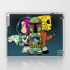 Jetpack Buddies Laptop & iPad Skin