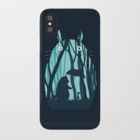 My Neighbor Totoro's iPhone Case