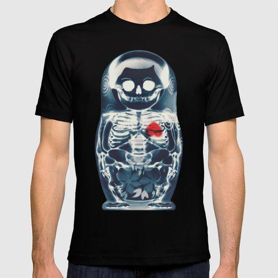 Nesting Doll X-Ray T-shirt