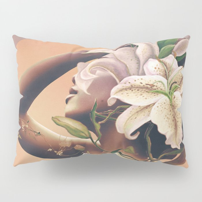 Floral beauty 3 Pillow Sham